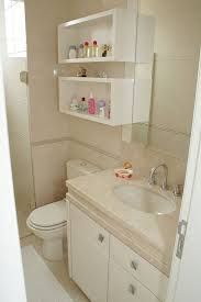 Most Popular Small Bathroom Remodel Ideas on a Budget in 2018 This beautiful look was created with cool colors, and a change of layout. Bathroom Layout, Bathroom Interior, Home Interior, Small Bathroom, Interior Decorating, Bathroom Storage, Bad Inspiration, Bathroom Inspiration, Diy Deco Rangement