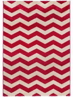 Pinker Teppich fürs Babyzimmer