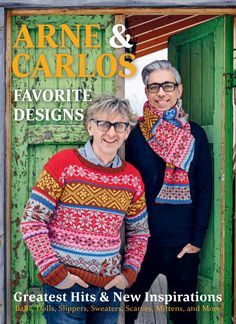 Arne and Carlos' Favorite Designs : Greatest Hits and New Inspirations by Arne & Arne & Carlos, Arne Nerjordet and Carlos Zachrison Hardcover) for sale online Knitting Books, Crochet Books, Knitting Projects, Hand Knitting, Knit Crochet, Knitting Patterns, Knitting Machine, Double Knitting, Crochet Pattern