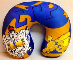 SIGMA GAMMA RHO SORORITY EXECUTIVE STYLE | KOZY CUSHIONS
