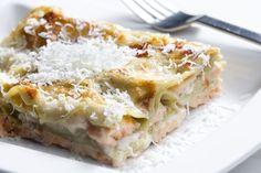 100 ricette di lasagne-al-forno-bianche