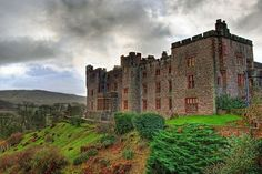 Muncaster Castle, Cumbria, UK  http://www.muncaster.co.uk/  Photo Credit: Barry Lloyd http://www.flickr.com/photos/bazza_l/6681599237/