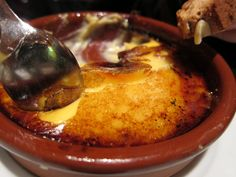 Dessert Barcelona