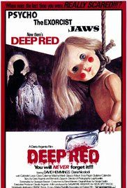 Deep Red (1975)~ Kill you... I'm sorry 'cause I like you, but I have to kill you.