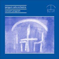 Concert Program by Penguin Cafe Orchestra