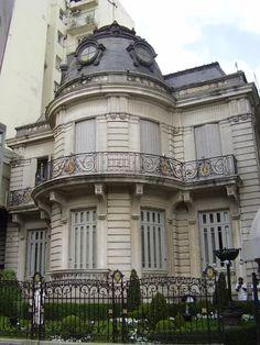 Foto: Uma residência de tempos passados....hoje um centro cultural...