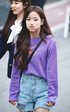 Fashion Idol, Kpop Fashion, Korean Fashion, Kpop Girls, Kpop Girl Groups, April Kpop, Asia Girl, Kpop Outfits, Korean Actresses