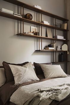H&M Home offers a large selection of top quality interior design and decorations. Find the right accessories for your home online or in-store. Narrow Shelves, Deep Shelves, Flat Interior, Decor Interior Design, Find Furniture, Home Decor Furniture, Detox Your Home, H & M Home, Decoration