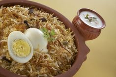 Malabar Mutta Biryani at #ITCWindsor. #food