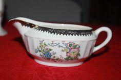 B3 Vintage Cronin China Co  Creamer Bluebird by CRAZYMARYSFINDS