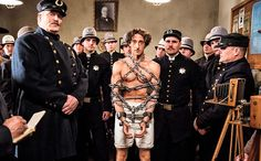 Adrien Brody's next trick: turning into Houdini | EW.com