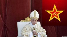 Eis aí o líder máximo da Igreja Católica Apostólica Romana...    Já eu, que sou Igreja/Corpo d...