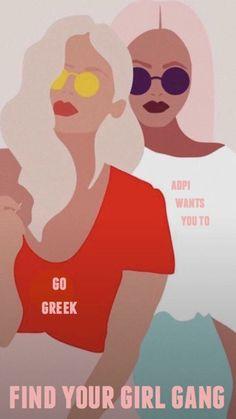 Sigma Alpha Omega, Alpha Phi Sorority, Alpha Epsilon Phi, College Sorority, Pi Beta Phi, Sigma Kappa, Sorority Rush, Theta, Go Greek