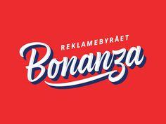 Bonanza logo design by Gustavo Mancini