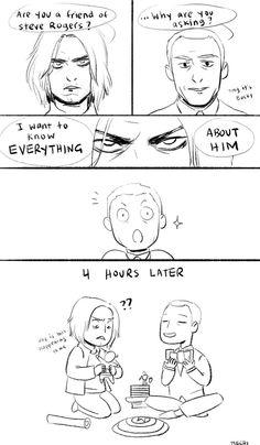 When Buckey met Phil
