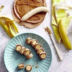 Peanut Butter Banana Wrap