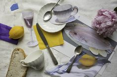 Jed Devine, 'Buffet,' , Clark Gallery Buffet, Tea Cups, Artsy, Gallery, Tableware, Artwork, Photography, Life, Dinnerware