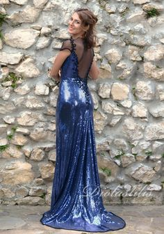 Diolastilis dress - by Lacramioara Iordachescu Backless, Formal Dresses, Fashion, Dresses For Formal, Moda, Formal Gowns, Fashion Styles, Formal Dress, Gowns