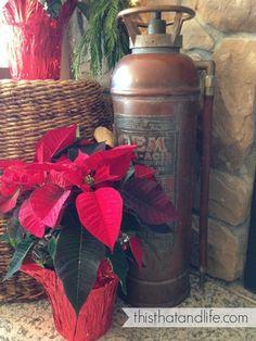 This, That and Life: Christmas Home Tour