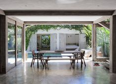 Casa Lola 18 Brazil - this is the closest I have found to my dream home in my imagination.