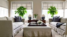Keep Window Treatments Simple