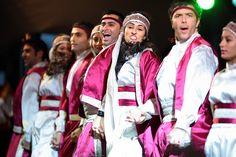 DABKEH, LEBANESE TRADITIONAL DANCE