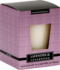 Essential Elements Candle - Lavender & Cedarwood | $6.39 ... I discovered these at Publix supermarket and love them!