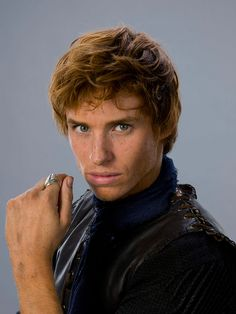 """Fell in love after """"The Pillars of the Earth"""".  Eddie Redmayne....hmmmm."""