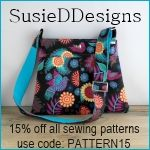 Sewing Notion and Tool Stand - PDF Sewing Pattern | PatternPile.com