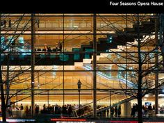 Four Seasons Centre for the Performing Arts, Toronto, by Diamond Schmitt Architects