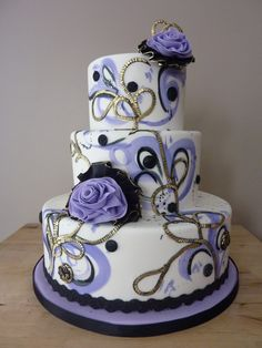 J'Adore Cakes Co.: Couture Cake
