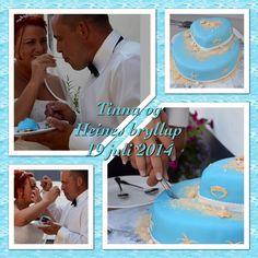 Vores smukke bryllups kage ❤️❤️
