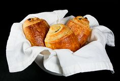 Pâte Croissant and Pain au Chocolat-Croissant Dough-Chocolate Croissant