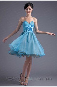 short dress short dress #blue