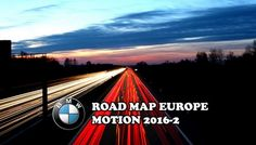 Road Map Europe MOTION 2016-2