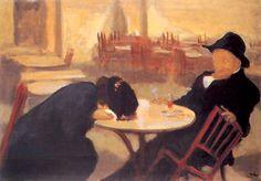 Wojciech Weiss - Demon, 1904