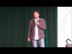 MISHA ANSWERS WHO THE BETTER KISSER IS: JARED OR JENSEN. honestly so great...
