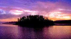 Lake Temagami, northeastern Ontario, Canada