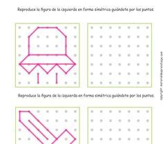 09 Trazos de simetría - Intermedio