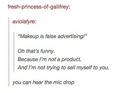 And finally, FUCKING THIS: | 18 Tumblr Posts That Are Only Funny To Makeup Lovers
