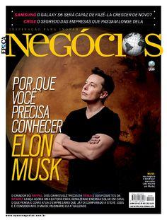 Junho de 2015: Os projetos ambiciosos de Elon Musk, os desafios de Murilo Ferreira na Vale e Petrobras e da Samsung, que agora aposta tudo no Galaxy 6. E tem muito mais!