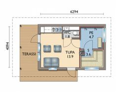 Floor Plans, Cottage Ideas, Interior, Summer, House, Outdoor, Design, Indoor, Outdoors