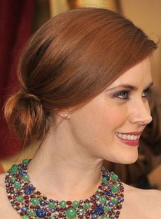 Amy Adams's Hair at the 2009 Oscars   POPSUGAR Beauty