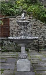 Charleston Stand Alone Fountain By Campania International