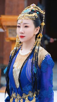 Female Costumes, Costumes For Women, Scarlet Heart, Ancient Beauty, Drama Series, Period Dramas, Traditional Outfits, Mistress, Oriental