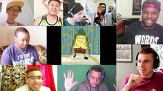 SpongeBob Ruined Extreme Vines REACTION MASHUP - YouTube