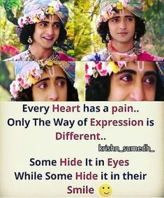 Wow rlly touched my heart. How can i express. Radha Krishna Songs, Radha Krishna Holi, Radha Krishna Love Quotes, Jai Shree Krishna, Radha Krishna Pictures, Krishna Photos, Radhe Krishna, Lord Krishna Images, Mahabharata Quotes
