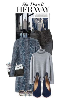 """""""Snazzy Snake Prints"""" by shortyluv718 ❤ liked on Polyvore featuring Oris, aprico, HUISHAN ZHANG, Sam Edelman, Christian Louboutin, Agent 18, BeckSöndergaard and Pandora"""