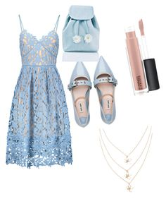 classy and Lacey by nerdness14 on Polyvore featuring polyvore fashion style Miu Miu Sugarbaby MAC Cosmetics clothing