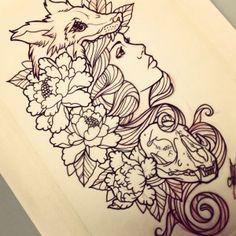Done by Chris Sutton, tattoo artist at Flaming Art Tattoo Studio (Crayford), UK TattooStage.com - Rate & review your tattoo artist. #tattoo #tattoos #ink #TopRatedTattooist